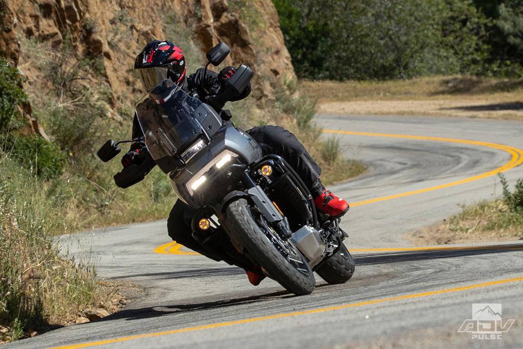 2021 Harley-Davidson Pan America performance