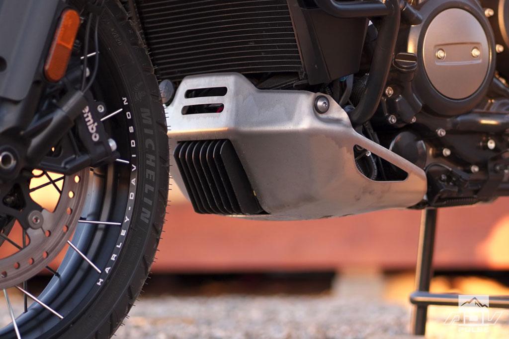 Harley-Davidson Pan America skid plate