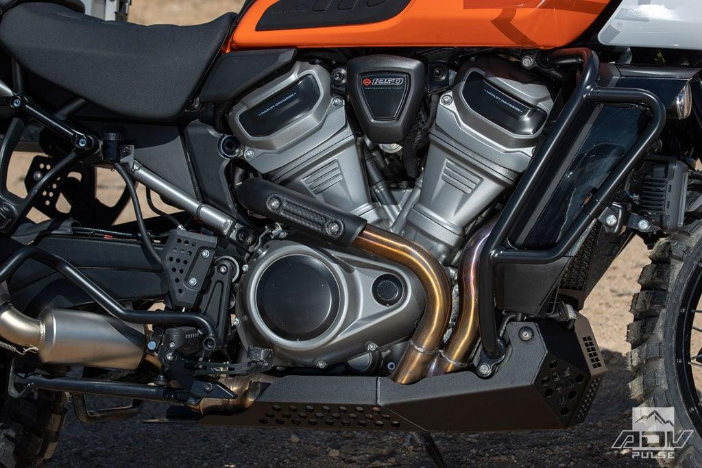 Harley-Davidson Pan America 1250 Revolution Max Engine