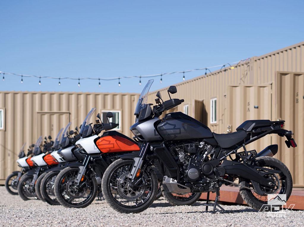 Harley-Davidson Pan America 1250 Special Test
