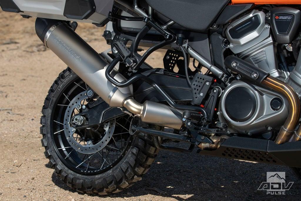 Harley-Davidson Pan America 1250 Screaming Eagle Exhaust