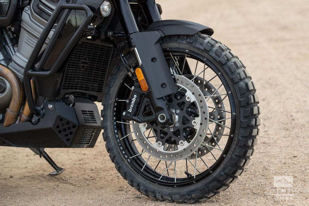 Harley-Davidson Pan America 1250 Optional Spoke Wheels