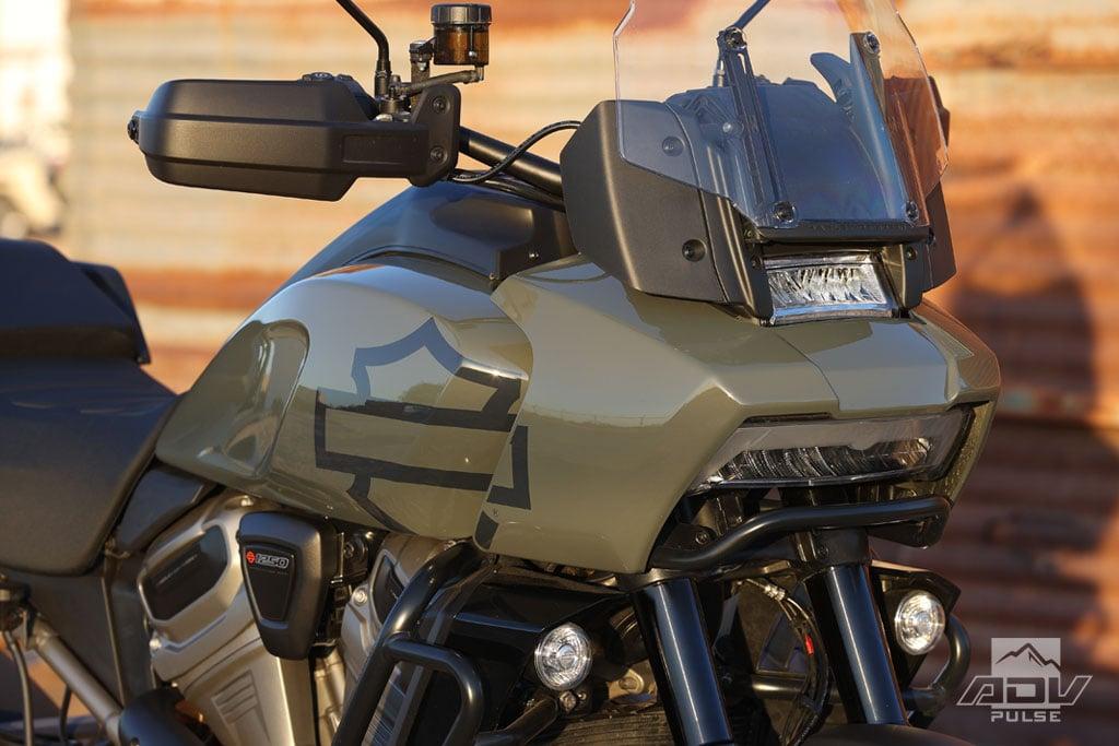 Harley-Davidson Pan America 1250 LED Lighting