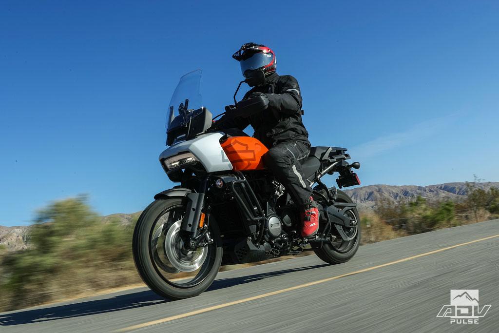 2021 Harley-Davidson Pan America highway