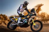 Dakar Racer Pablo Quintanilla Splits from Husqvarna