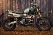 Triumph Releases New Scrambler 1200 'Steve McQueen' Edition