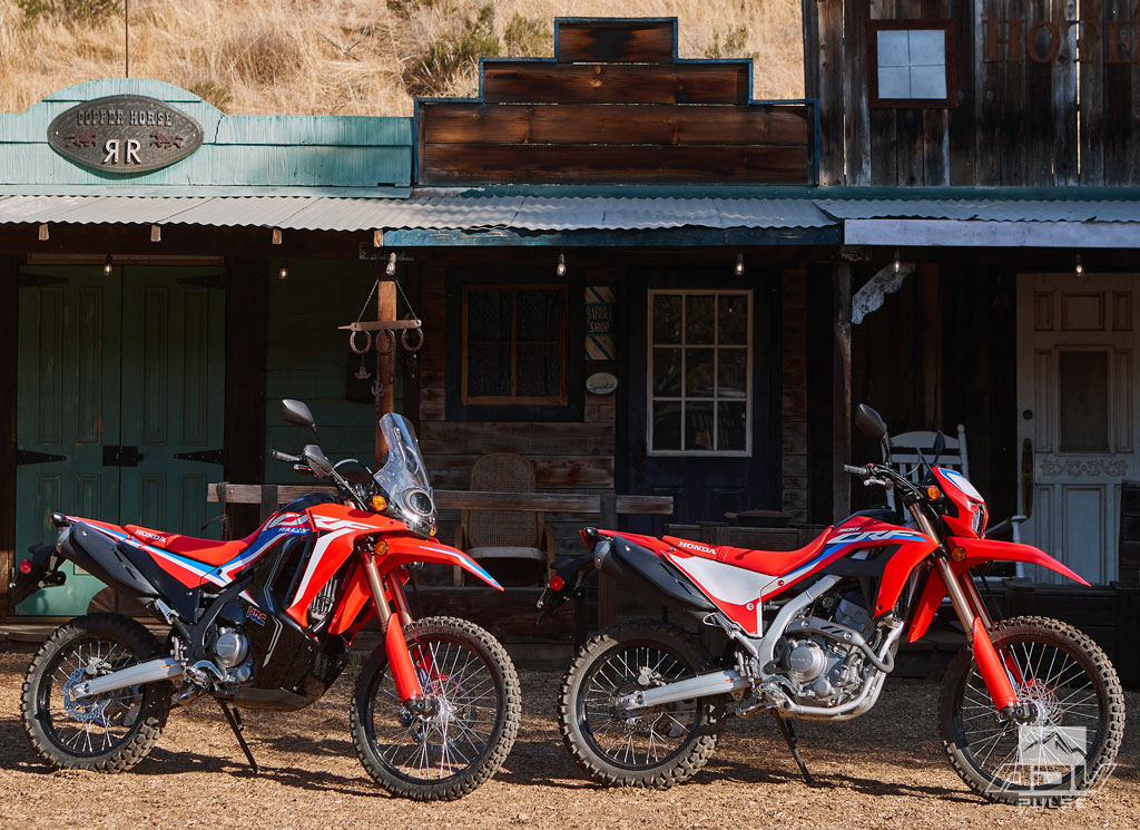 Honda CRF300L and CRF300L Rally review