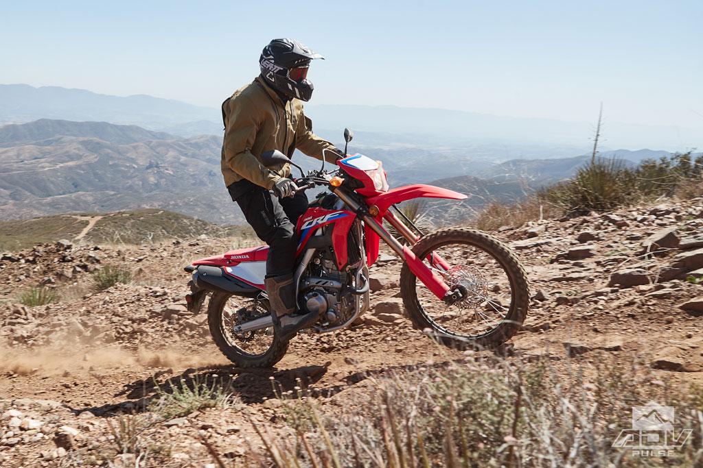 2021 Honda CRF300L dual sport review