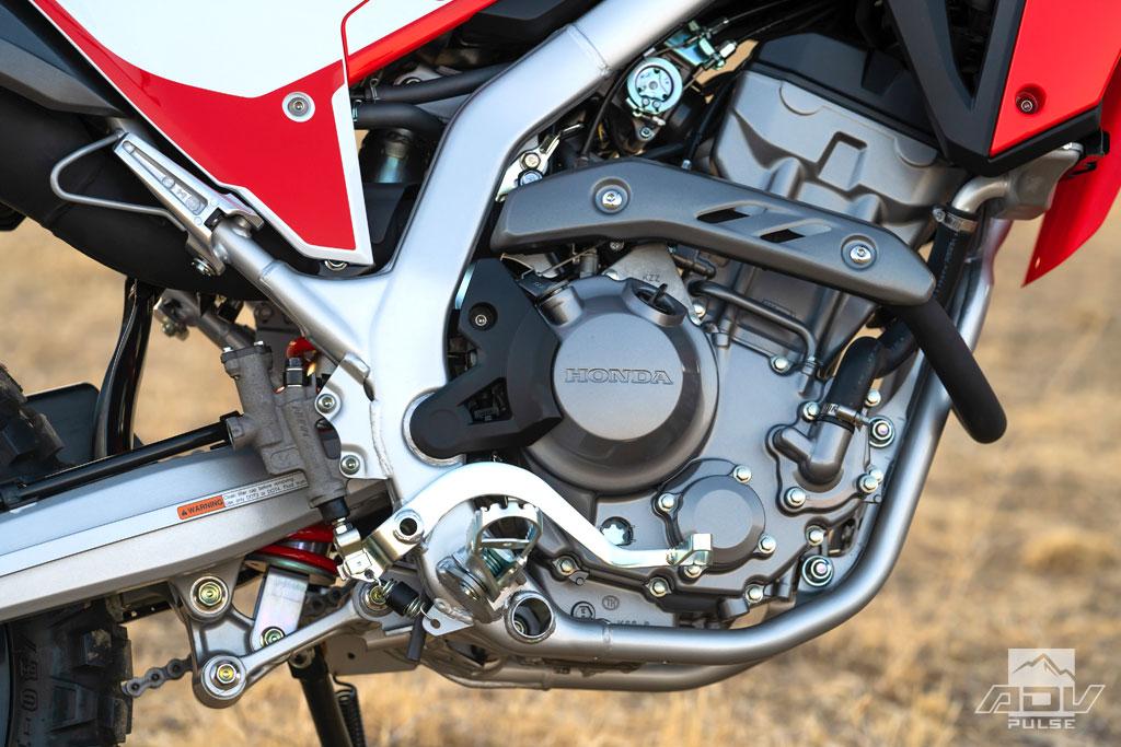 Honda CRF300L review