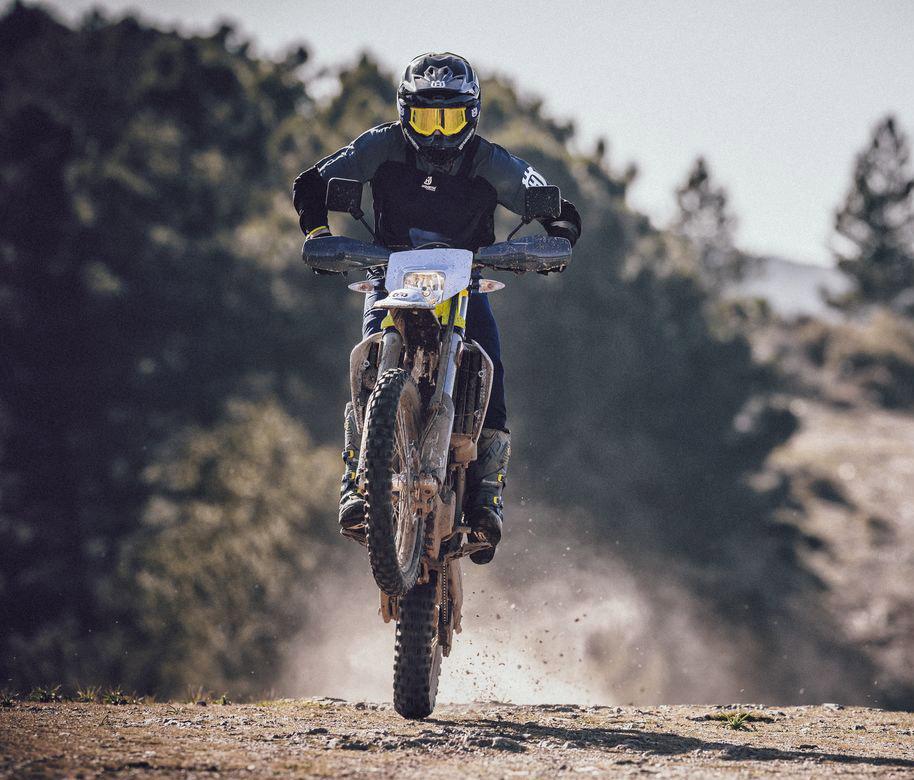 2022 Husqvarna FE 350s dual sport