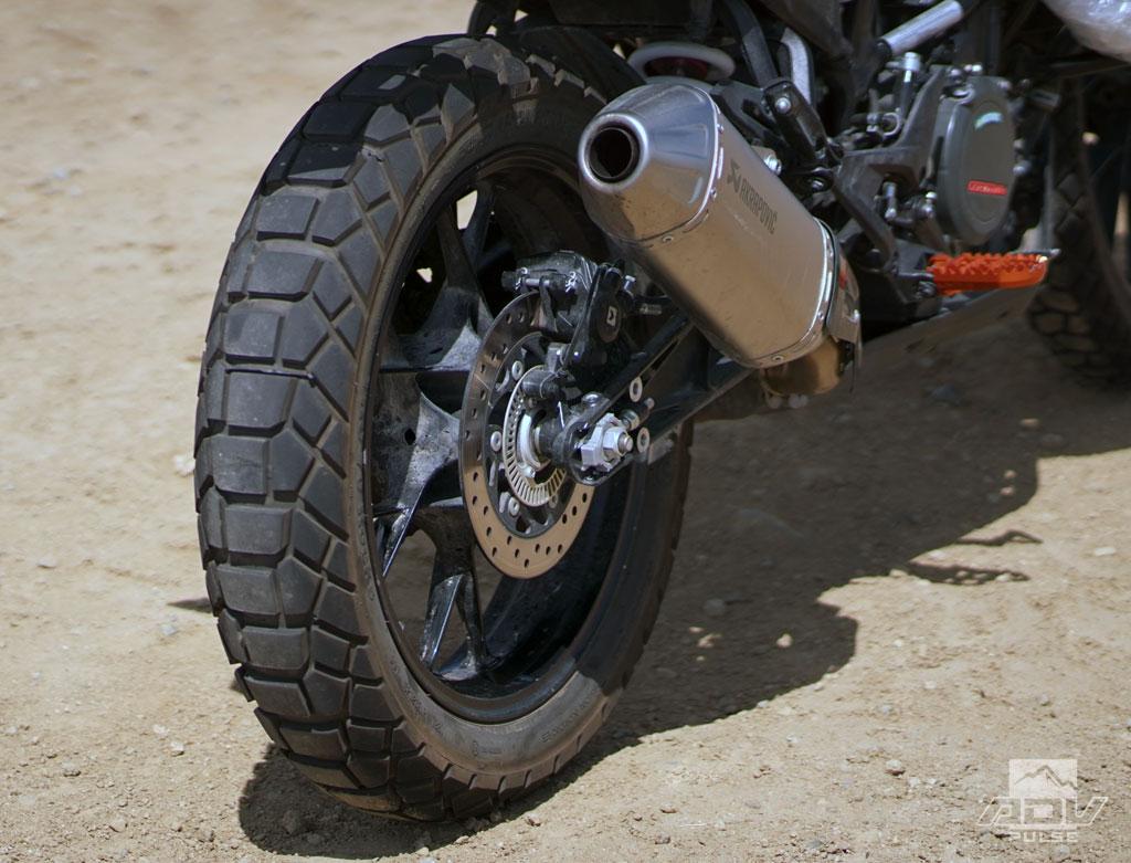 Continental TKC70 Rocks dual sport tires