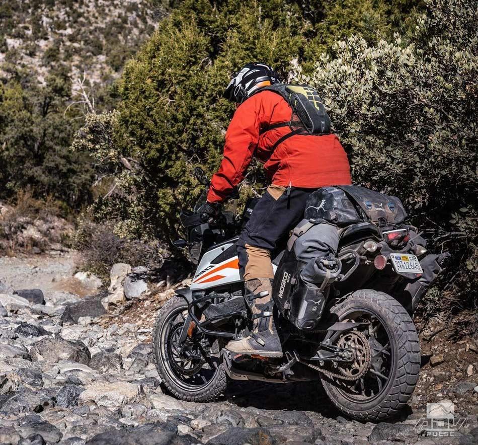 Continental TKC70 Rocks adventure tires
