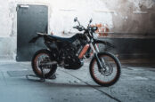 Exclusive Husqvarna 701 Series Created in Collaboration with Replay