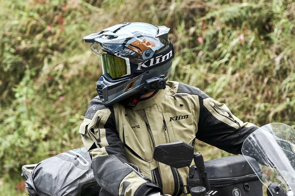 KLIM Badlands Pro A3 adventure jacket and pant