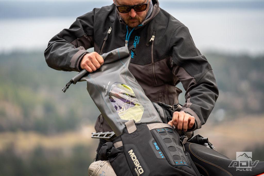 Mosko Moto Reckless 40 Soft Bags