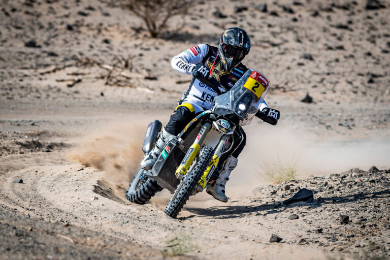 Dakar Racer Pablo Quintanilla Moves From Husqvarna To Honda