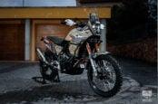 Meet Trials Champ Pol Tarres' New Yamaha Tenere 700 Bike Build