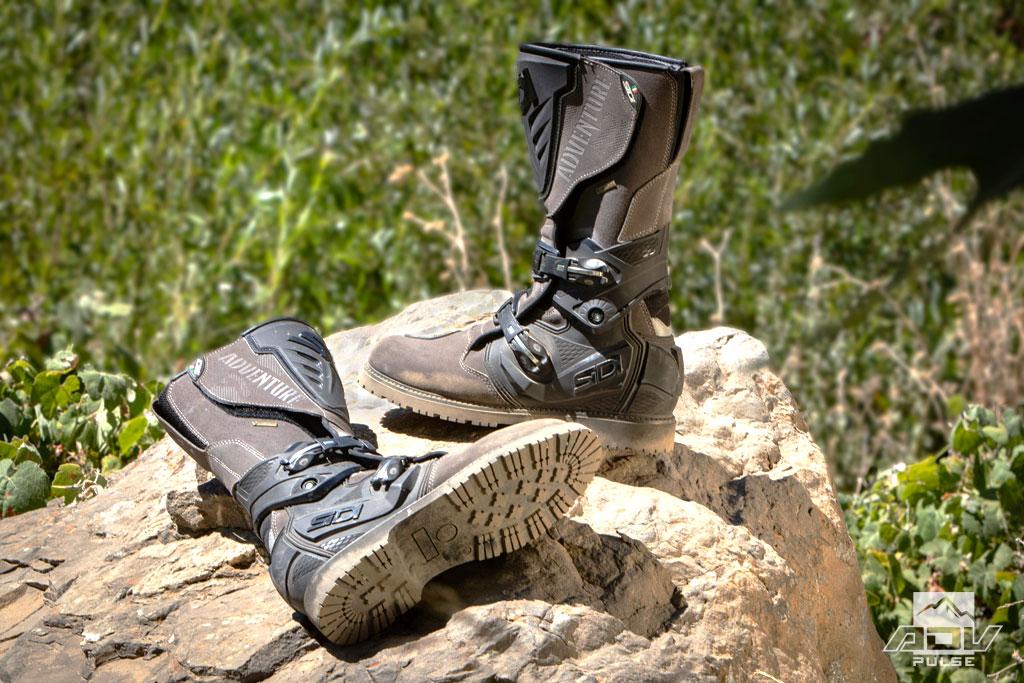 SIDI GORE-TEX adventure boots review