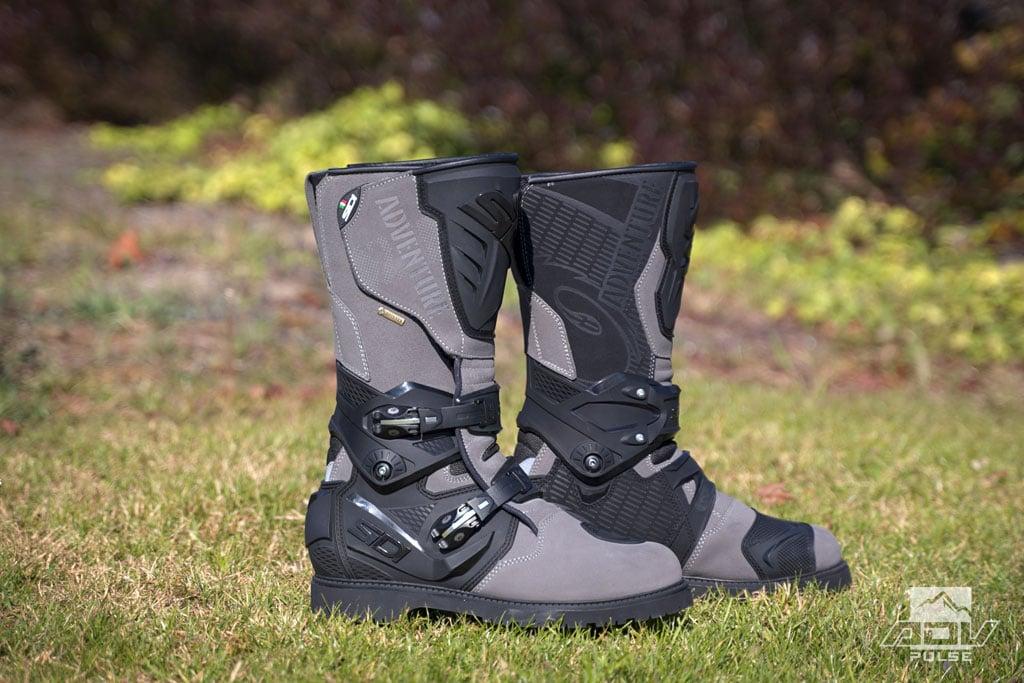 SIDI Adventure 2 Gore-Tex Boots Grey