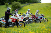 New Rally For Classic Adventure Bikes Taking On Route to Dakar