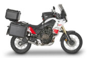 GIVI Launches Range of Accessories For The Yamaha Tenere 700