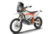 KTM Unveils Limited-Edition 2022 450 Rally Replica