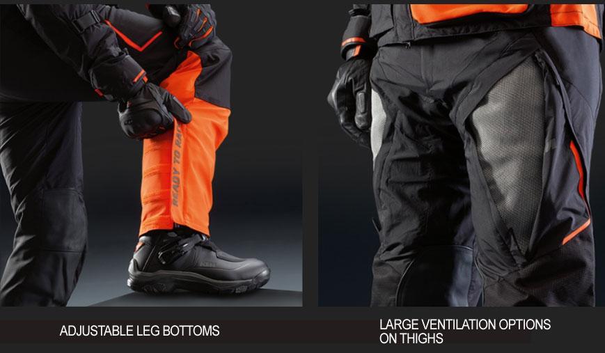 KTM Terra Adventure pants motorcycle gear