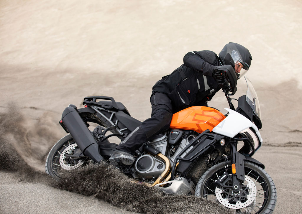 REV'IT! and Harley-Davidson Adventure Gear Collection