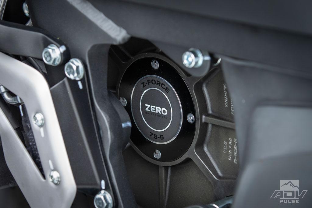 2022 Zero FXE Supermoto