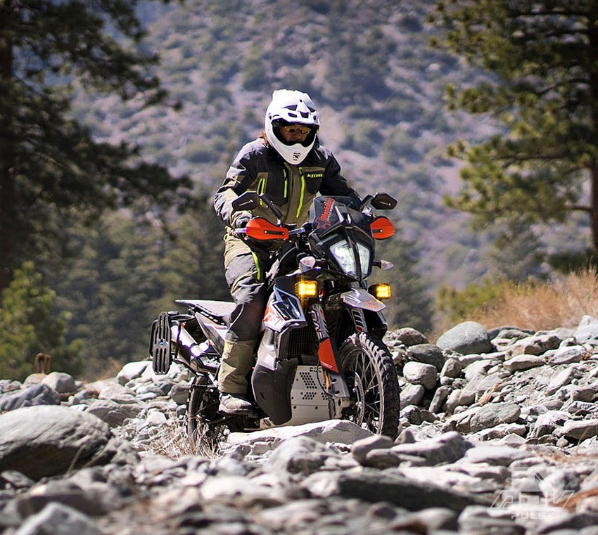 Black Dog Cycle Works KTM 790 Adventure R Bike Build