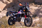 Black Dog's Custom-Built KTM 790 Adventure R That's Ready To Rip