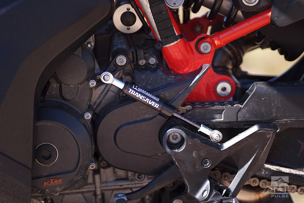 Rottweiler Performance Transaver for the KTM 790 Adventure