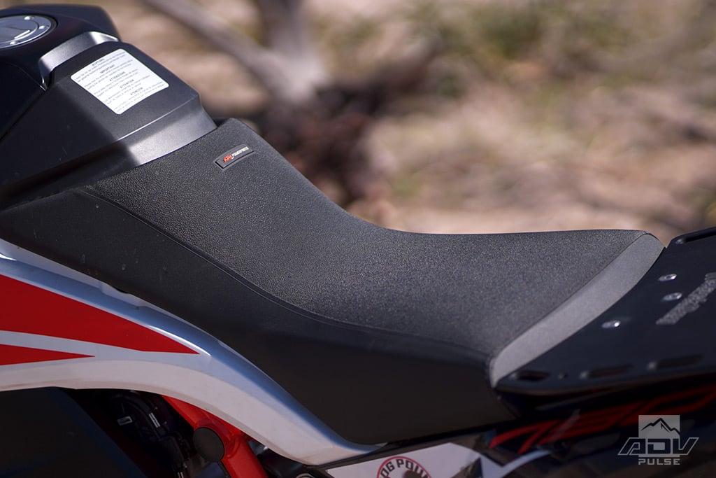 KTM 790 Adventure Heated Seat