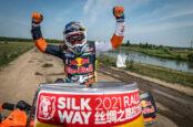 Matthias Walkner Wins 2021 Silk Way Rally, Skyler Howes Runner-Up