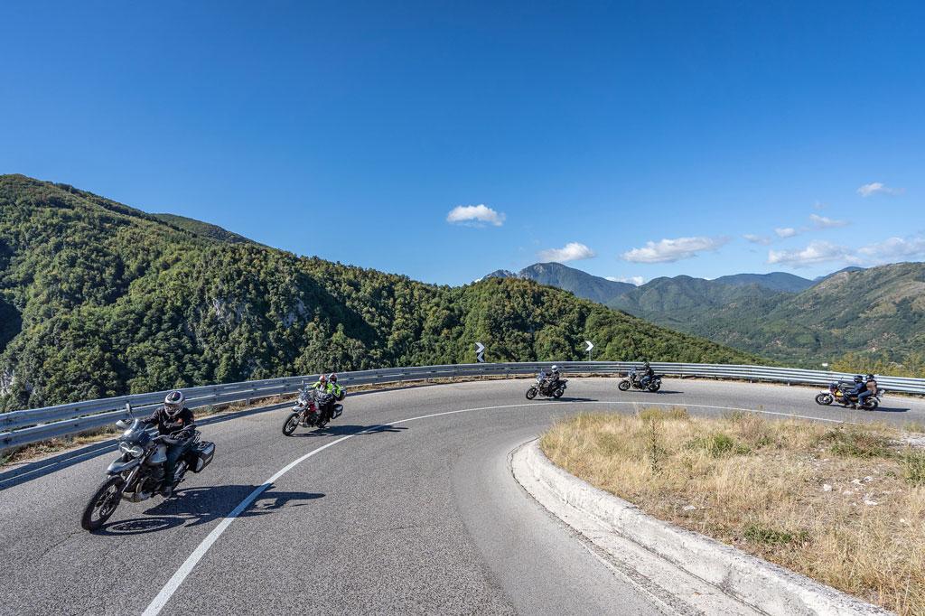 Moto Guzzi Experience all-inclusive tours