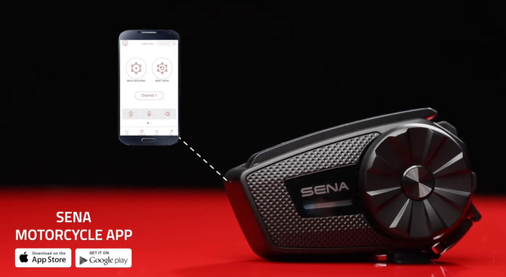 Sena Spider RT1 and ST1 mesh only motorcycle headset