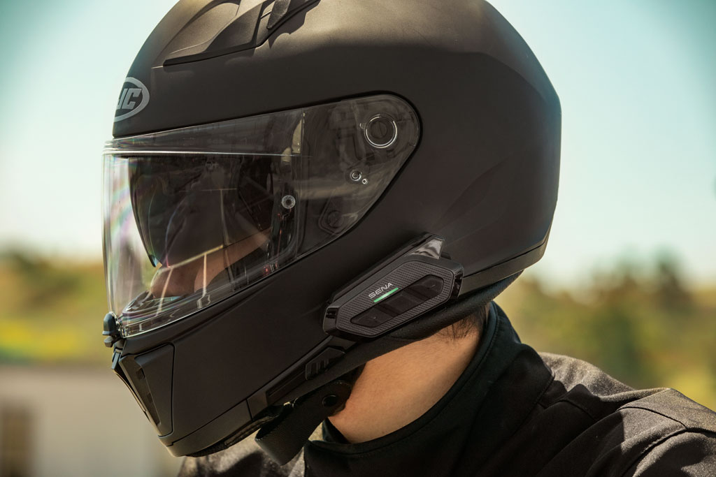 Sena Spider RT1 and ST1 mesh only motorcycle intercom