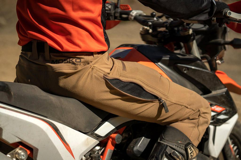 Mosko Moto Woodman Enduro Pant