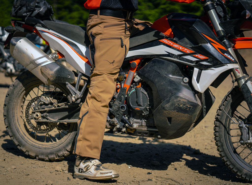 Mosko Moto Woodman Over The Boot Enduro Pant