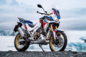 Honda Announces Updates for CRF1100L Africa Twin 2022