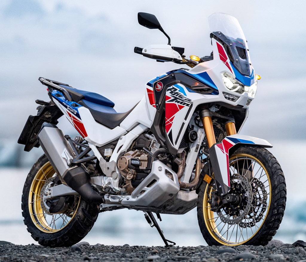 2022 Honda Africa Twin CRF1100L Adventure Sports updates
