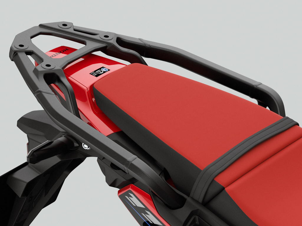 2022 Honda Africa Twin CRF1100L  updates