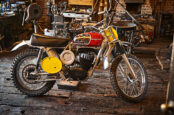 Steve McQueen's First Husqvarna Fetches $204,000 At Auction