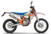 KTM Announces Limited-Edition 500 EXC-F Six Days Model for 2022