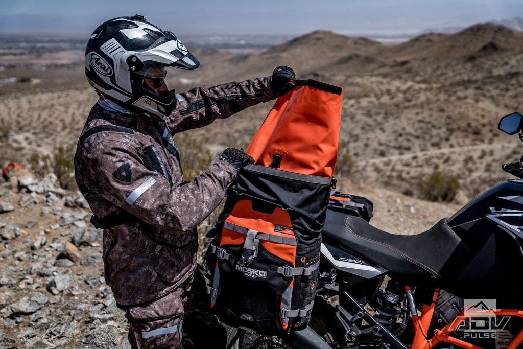 Mosko Moto Backcountry 35 Panniers