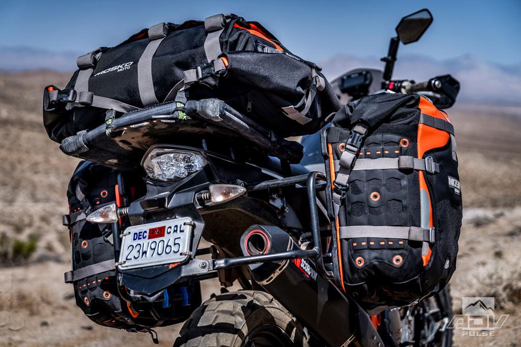 Mosko Moto Backcountry Soft Panniers