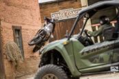 Pol Tarres and His Tenere 700 Take On 1000cc UTV In New Short Film