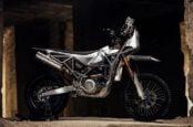 Custom Meets Rally Raid In This $59,000 Yamaha WR450F Build
