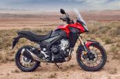 Honda CB500X Receives Performance Updates for 2022