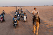 Here's A Unique Way To Explore Egypt's Ancient Sites On Two Wheels